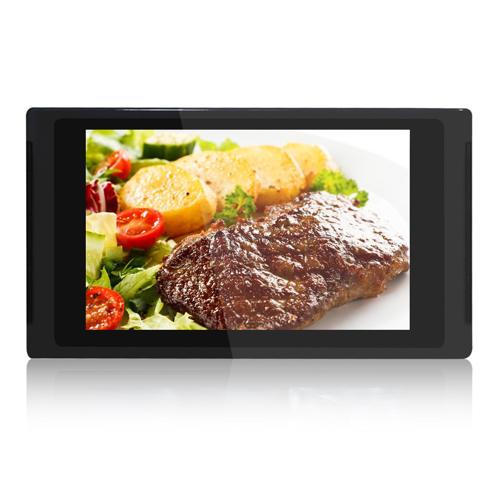 Android tablet pc 10 inch with IPS screen, lcd mini advertising display shenzhen led display