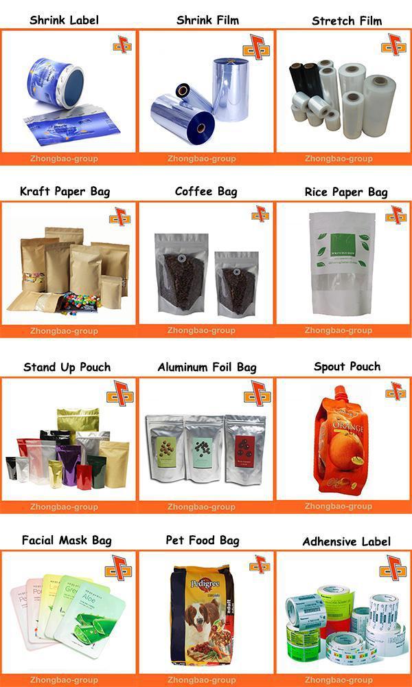 Hot Sale Aluminum Foil Black Green Tea Bag Tag Printing