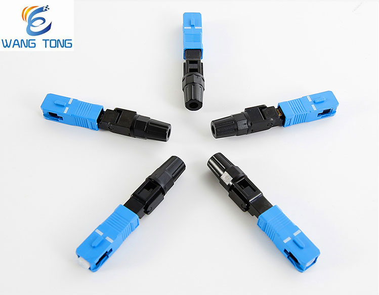 TOP 10 wholesale professional supplier waterproof field assembly sc apc ftth fibre optic connector