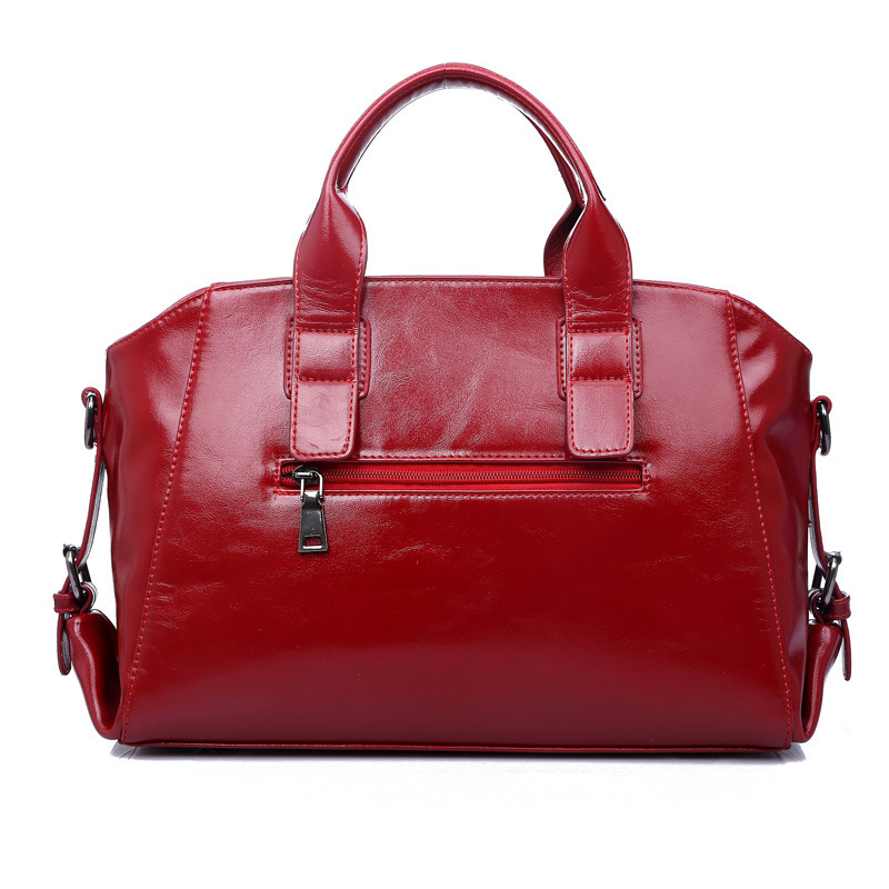 Genuine leather bags ,2014 new European Fashion Simple Shoulder Bag, Major suit Messenger bags, Handbags wholesale