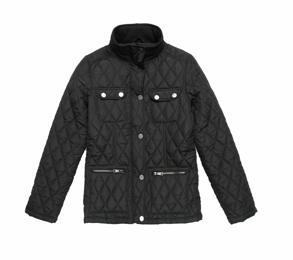 Mens Quilted Jacket 08