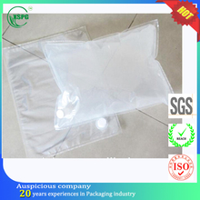 High quality aseptic transparent bag in box water dispenser