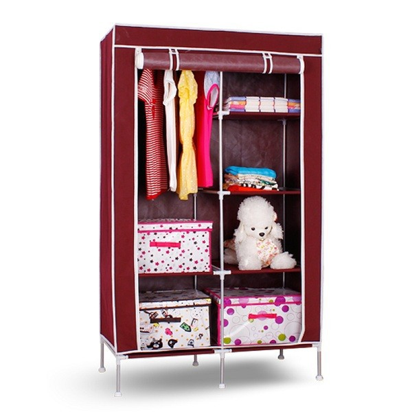 S7 portátil dormitorio armario armarios de almacenamiento ...