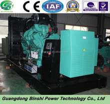 400KW Biogas Methane Biomass Generator Set 50/60HZ China Manufacturer