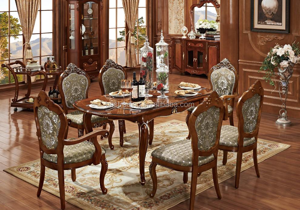 Tavoli Da Pranzo Classici : Sala da pranzo tavolo di lusso tavolo da pranzo classico tavolo da