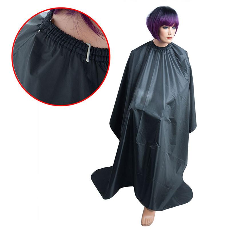 Buy Hairdresser Apron Barber Hairdressing Capes Polyester Hair ...