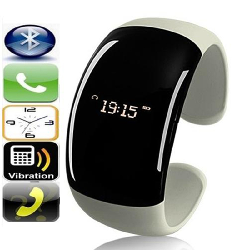 high quality bluetooth watch for iphone and samsung and other androids phone