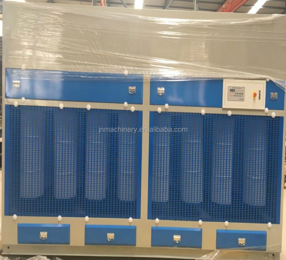 Industrial air filter equipment for dust collection, dust extractor