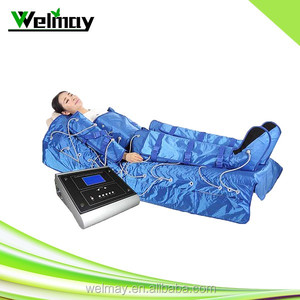 electro stimulation slimming instrument and far infrared pressotherapy suit