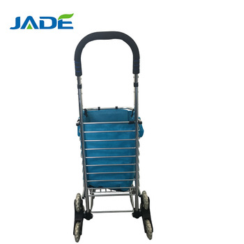 bb45df210bfd Factory Wholesale Low Price Portable Baggage Hand Trolley/folding Aluminum  Personal Shopping Cart /small Hand Truck - Buy Baggage Hand Trolley,Small  ...