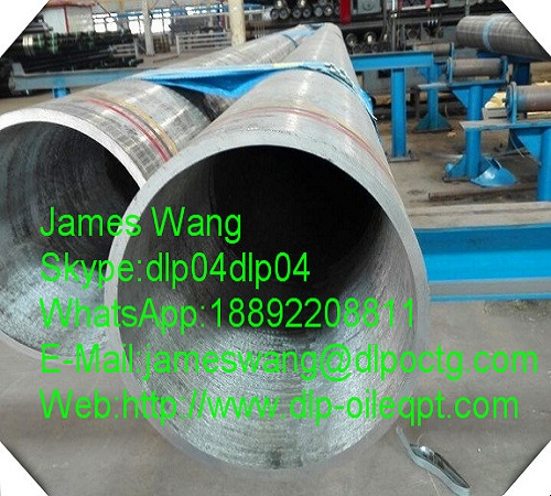 "Liner 5""OD 18 PPF Grade 110 KSI VAM FJL Connection ISO 13680 28 Cr Casing"