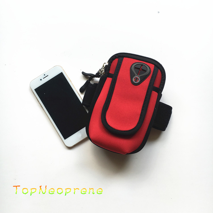 Running Arm Bag Neoprene Armband Case Cover Mobile Phone Case Bag ...