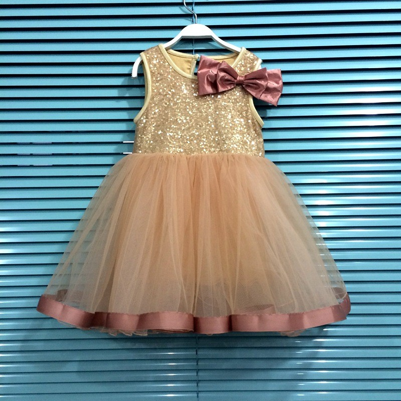 2016 Baby Girl Party Dress Children Frocks Designs Baby Girls ...