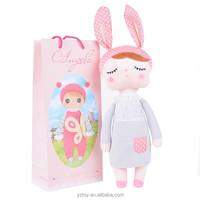 30*10cm METOO Angela Dolls with Bo Dreaming Girl Wear Pattern Skirt Plush Stuffed Gift Toys for Kids Children Brand New