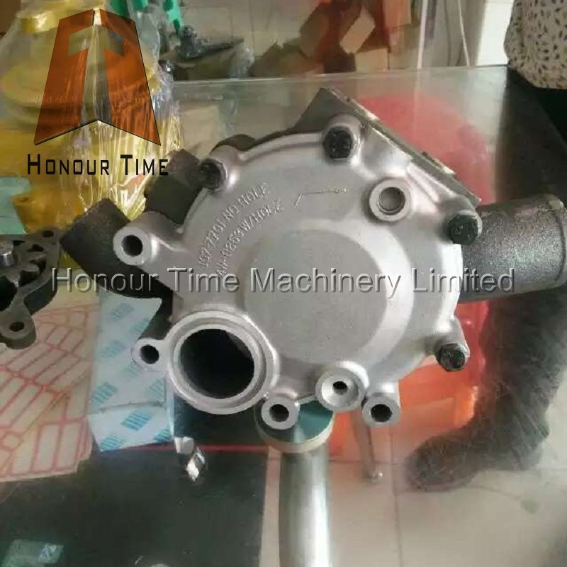 E323 Water pump for excavator engine parts (2).JPG