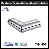 Foshan Factory Supply Modern Furniture Durable Iron Sofa Feet/Legs CH-H06