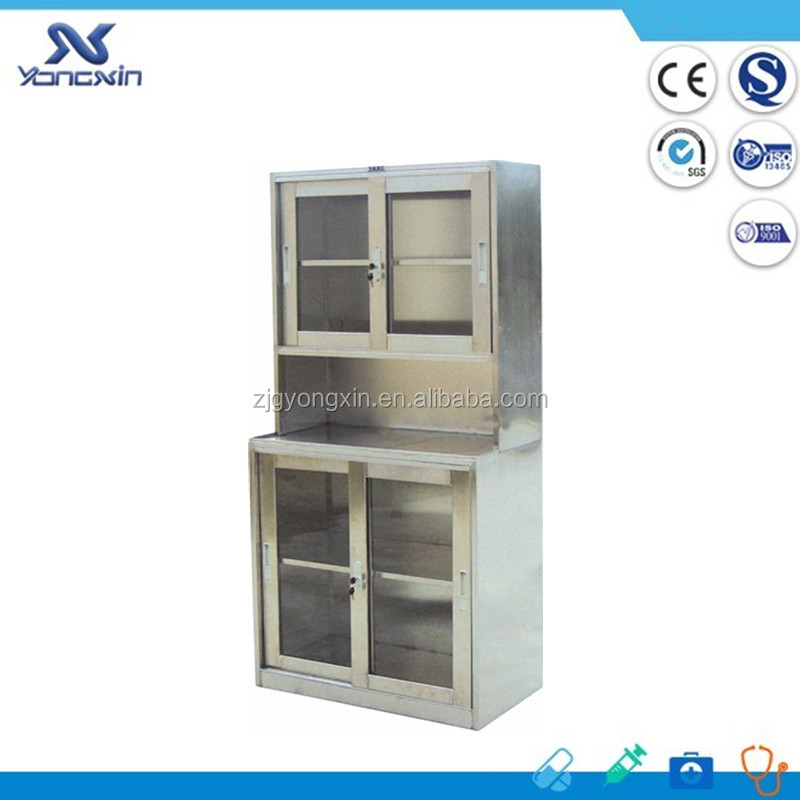 YXZ 050A Hot Sale Stainless Steel Medical Cabinet Used Dental Equipment