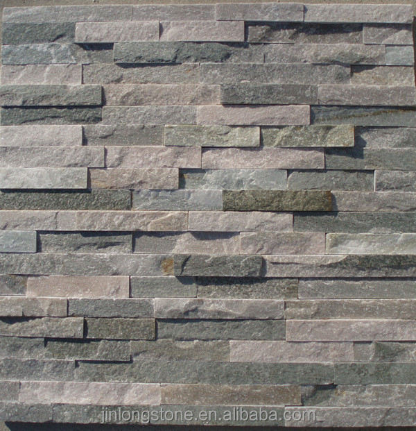 Exterior Natural Facade Stone Cladding In Slate - Buy Facade Stone ...
