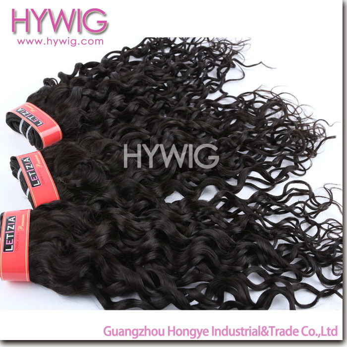 New arrival peruvian virgin curly hair wefts