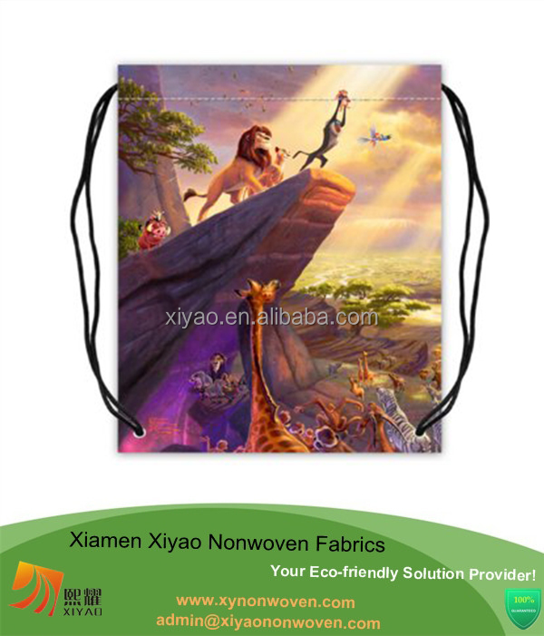 High Quality Sale Company new OEM drawstring bag custom for sports