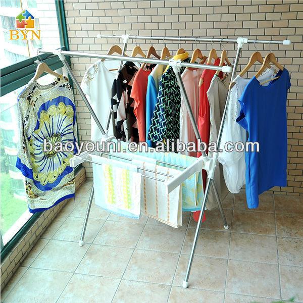 Venta al por mayor tendederos de ropa acero inoxidable - Tenderos de ropa ...