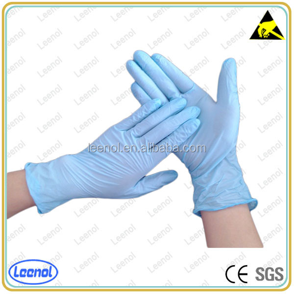 ESD Nitrile Gloves ESD Antistatic Glove ESD Heat-resistant Gloves