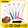 32 inch / 45 inch Telescoping Extendable Wood Handle BBQ Fork