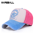 2016 Baseball Cap Fast Ball Sap Snap Pass Canvas polo Hat Cap Washed Combed Snapback Hat