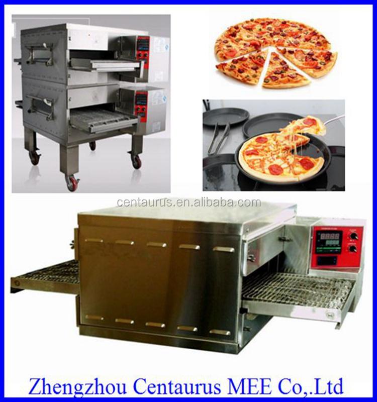 משהו רציני מסוע במפעל המחיר האוטומטי תנור פיצה עם הצריכה נמוכה ובאיכות גבוהה EO-82
