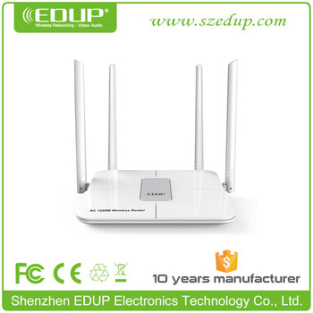 1200mbps 4g router wifi ac wireless n router / wifi router 1 km