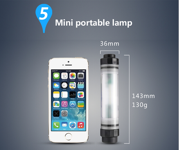 2015 New Products Portable Led Solar Powered Signal Light Stick ...