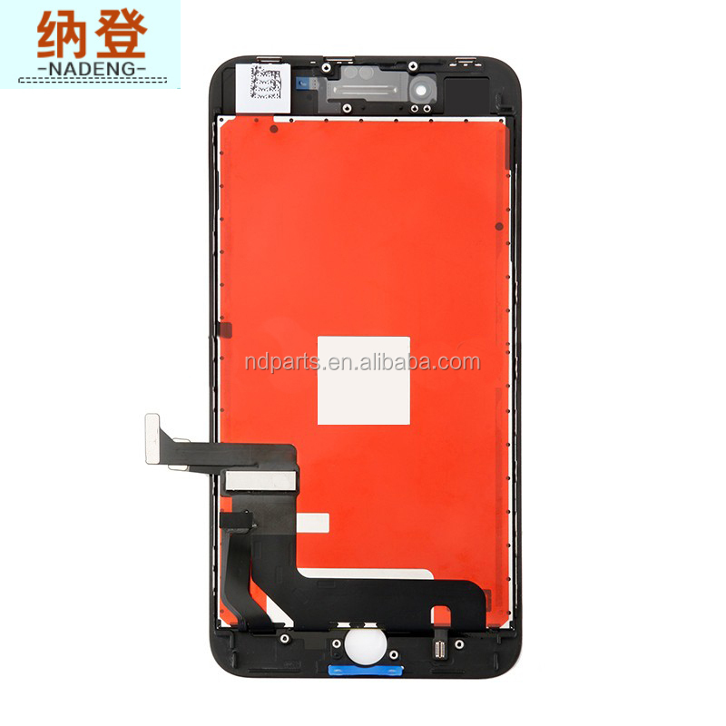 Oled original mobile phone lcd display panel 교체 tft touch screen module repair 예비 부 대 한 iphone 8 plus