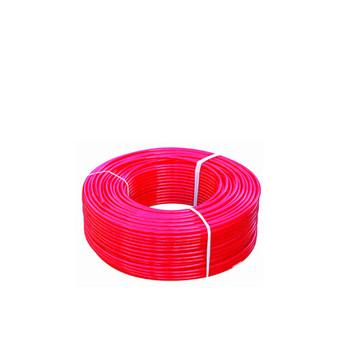 pex manufacturer hot sell pex plastic water pipe for floor heating water supply system