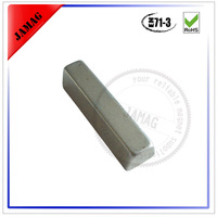 High strength bolck ndfeb single pole magnet