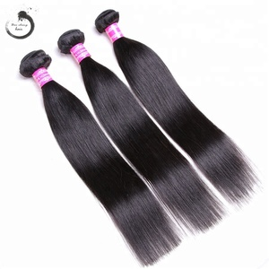 Professional Cheap double weft remy hair extension relaxed kinky straight hair weaving