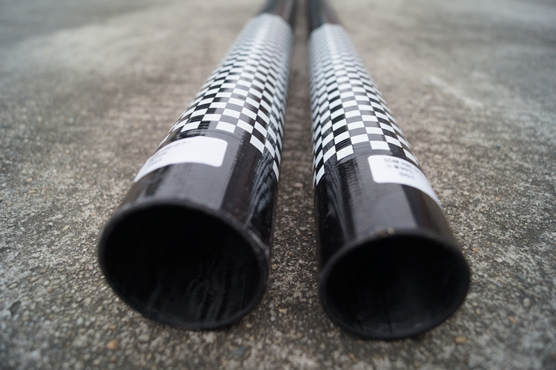 carbon fiber sail mast tube