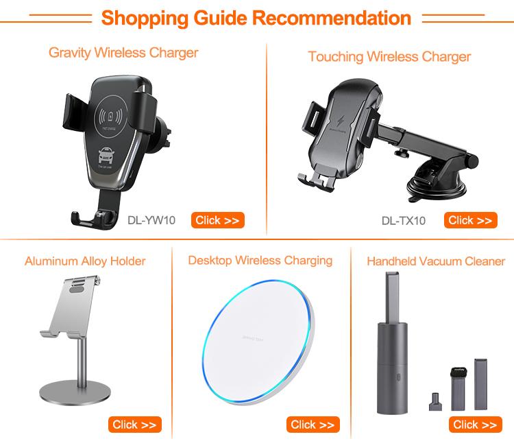 Amazon Best ขายโรงงาน 360 องศาอลูมิเนียมแม่เหล็กโทรศัพท์ผู้ถือรถ Mount สำหรับ Air Vent