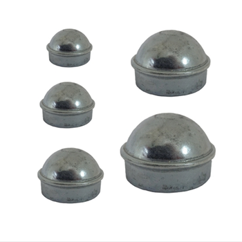 Chain-Link Fence Dome Cap / Aluminum Chain Link Fence Gate Cap