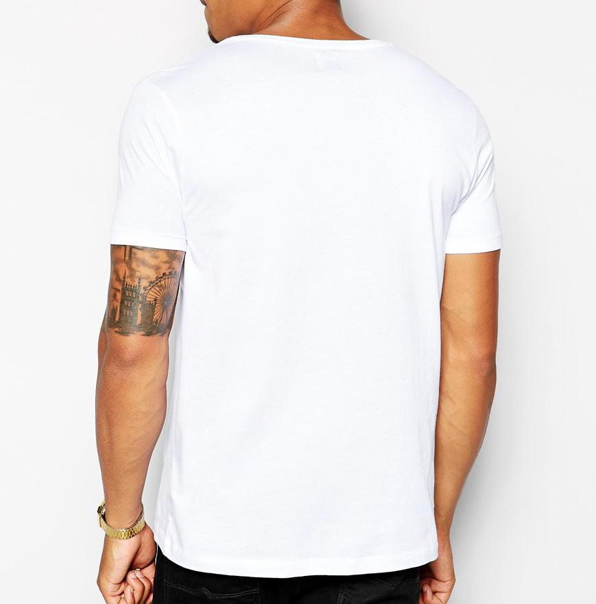 Boys high end quality fashion plain t shirts buy plain t for Plain quality t shirts