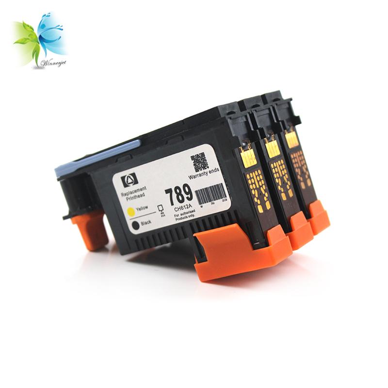 Der wiederaufbereitete Druckkopf von WINNERJET für den HP 789 Druckkopf für die Latexdrucker HP DesignJet L25500 CH612A CH613A CH614A