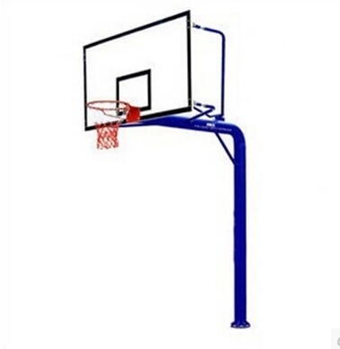 Hot verkoop professionele outdoor inground basketbal stand