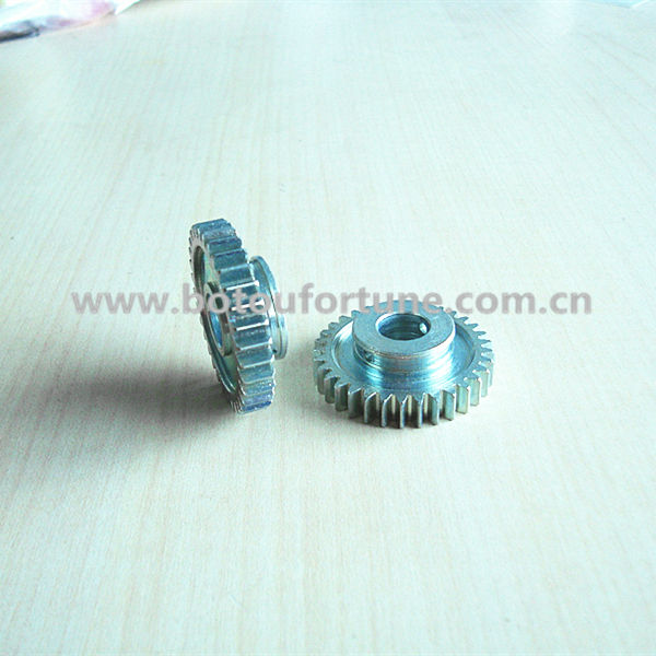 1 Mod spur <strong>gear</strong> with 38teeth for cnc machine 10pcs a pack