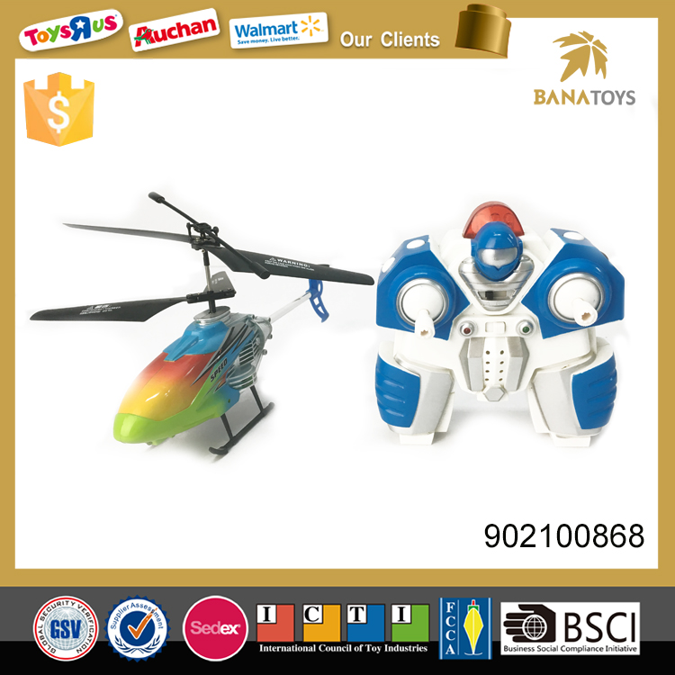 Double propellers alloy series helicopter rc airplane