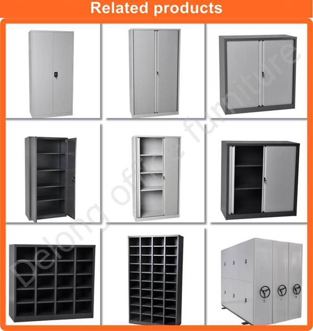 office furniture 2 door steel office filing cabinet /swing door 4 door metal filing cabinet