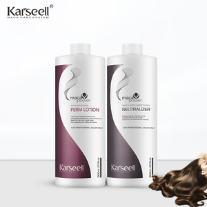 karseell wholesales professional Permanent hair Ceramic curl hair perm lotion products