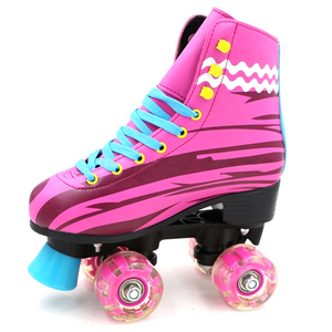 Professional Factory Supply Inline Patines Soy Luna Quad Roller Skates Wholesale