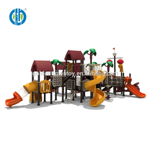 Amusement park kids outdoor adventure playground equipment
