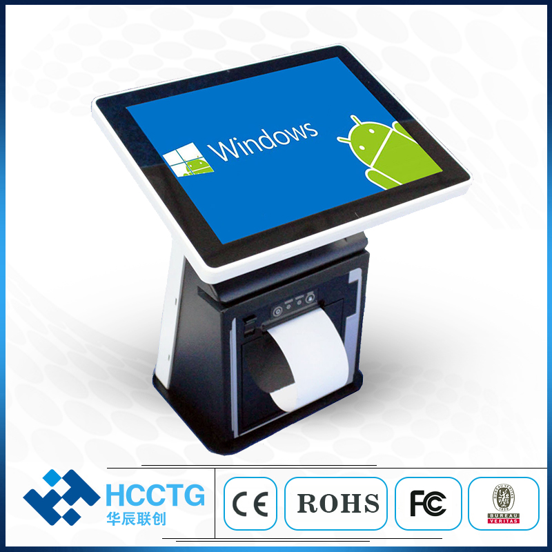 11.6inch Dual OS Android POS Touch Screen All In One For Retail Store HKS10-BA