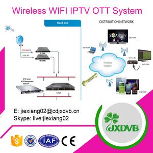 IPTV VOD/APK/SMS/EPG Server Software