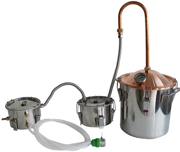 10L wine making equipment home brew distilling kits